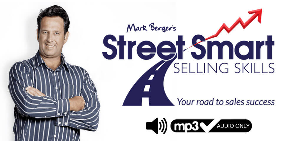 Street Smart Selling Skills - Audio Only